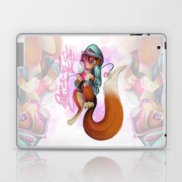 The light of art Laptop & iPad Skin