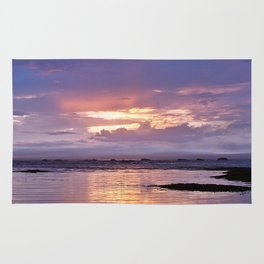 Misty Sunset Rug