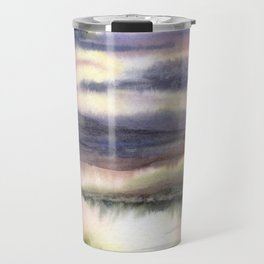 Intense Sky Travel Mug