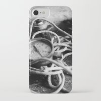 cabin pressure iPhone & iPod Cases featuring pressure by Ruthie Aviles