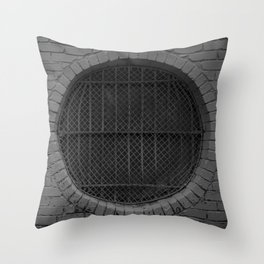 Sealed Portal Throw Pillow