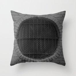 Sealed Portal Throw Pillow
