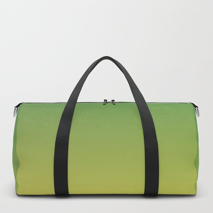 HIGH TIDE - Minimal Plain Soft Mood Color Blend Prints Duffle Bag