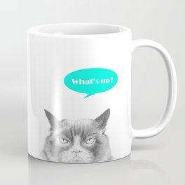 Peekaboo, I see you! Coffee Mug