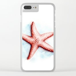 Shell Collection VI Clear iPhone Case