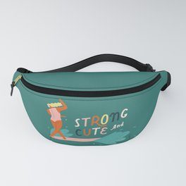 Strong and cute Fanny Pack