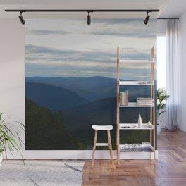 Wild Mountain Pass Wall Mural
