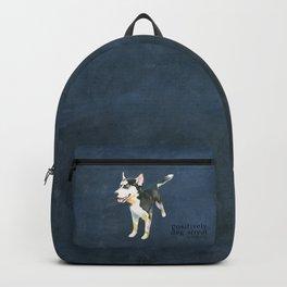 Husky Puppy Backpack