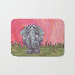 Animal Parade Elephant Bath Mat