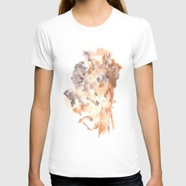 Soft Texture Watercolor   [Grief] Support T-shirt