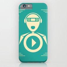 Music Slim Case iPhone 6s