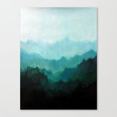 Mists No. 2 Canvas Print