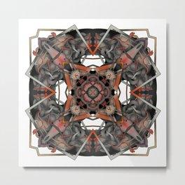 (N) ii  Metal Print