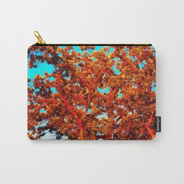 Red Wood, Blue Sky Carry-All Pouch