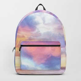 Calm before a storm Backpack
