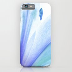 Amaryllis blue Slim Case iPhone 6s