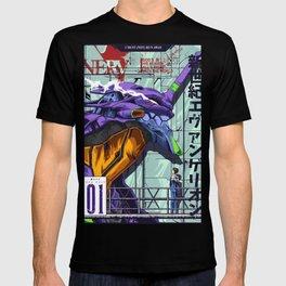 Neon Genesis Evangelion Unit-01 T-shirt
