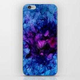Amethyst Freeze iPhone Skin