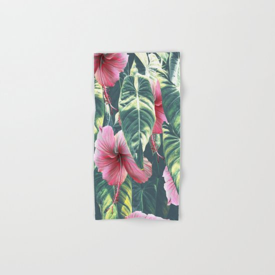 Wild Hibiscus #society6 #decor #buyart Hand & Bath Towel