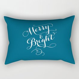 Merry & Bright Rectangular Pillow