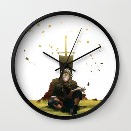 Time for a rest Wall Clock