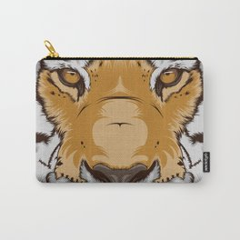 Tiger OW Carry-All Pouch
