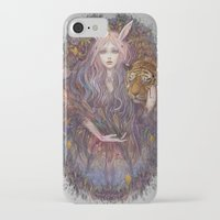 scales iPhone & iPod Cases featuring scales by Miru
