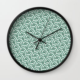 Katol Grass Wall Clock