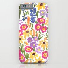 Spring Floral iPhone 6s Slim Case