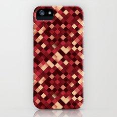 pixelated Slim Case iPhone (5, 5s)