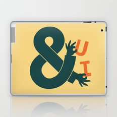 You and I Laptop & iPad Skin