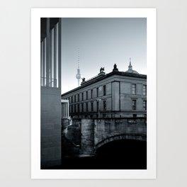 Classic Berlin Art Print