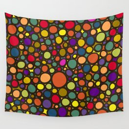 Arican Style No11 Wall Tapestry