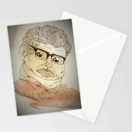 The best cosplay of the best human being on this planet Stationery Cards