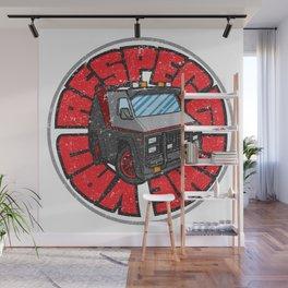 Respect the Van Wall Mural