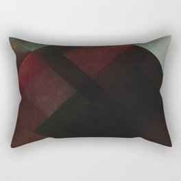 RAD XCXIII Rectangular Pillow