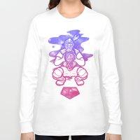 dreamcatcher Long Sleeve T-shirts featuring Dreamcatcher by Jonah Makes Artstuff