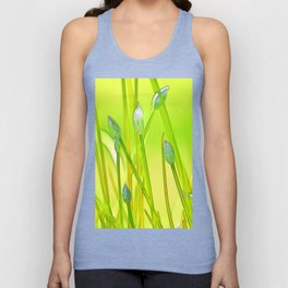 Allium 144 Unisex Tank Top