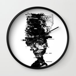 when i try to remember  Wall Clock