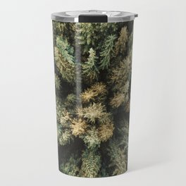 pine forest Travel Mug