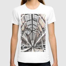 Paddington Railway Station London T-shirt
