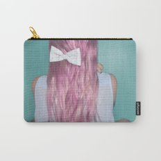 Nebula Girl Carry-All Pouch