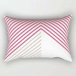 Abstract Composition 02  #society6 #decor #buyart Rectangular Pillow