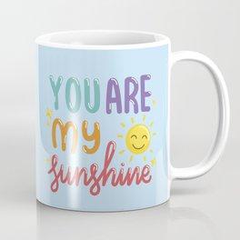 The Sunshine Love Coffee Mug