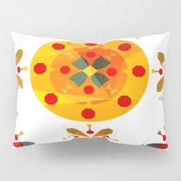 Oskar V: Olive Pillow Sham