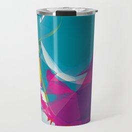 Compressed Colour Travel Mug