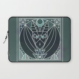 Bat from Transylvania Laptop Sleeve