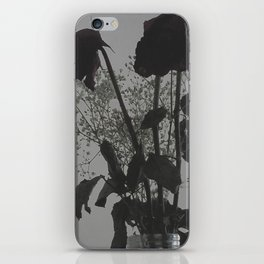 Dark Flora iPhone Skin