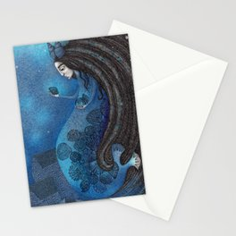 The Seal Woman Stationery Cards