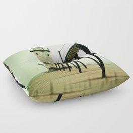 Manistee Light Floor Pillow